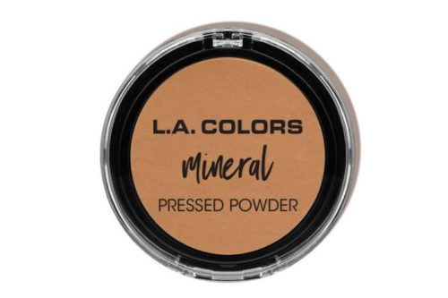 L.A. Colors Mineral Pressed Powder - Classic Tan (CMP377)