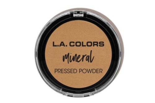 Wholesale L.A. Colors Mineral Pressed Powder – Sand (CMP379)