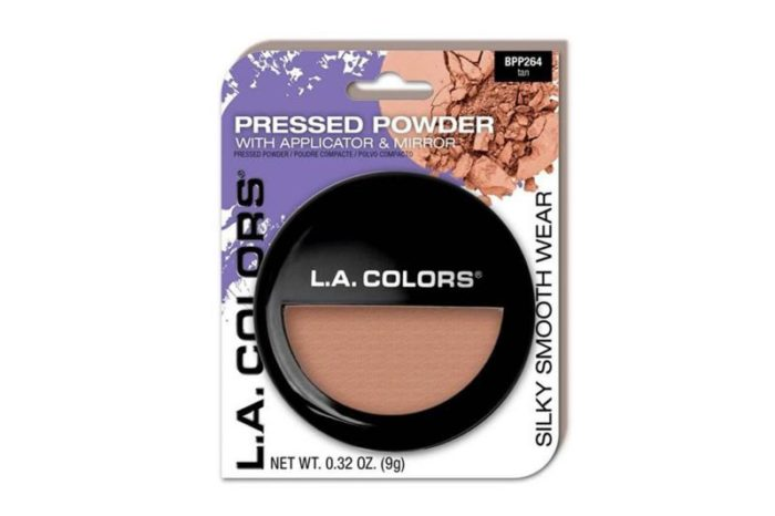 L.A. Colors Pressed Powder – Tan (BPP264)