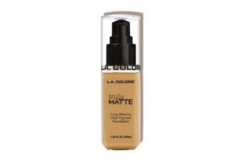 L.A. Colors Truly Matte Foundation – Nude (CLM353)