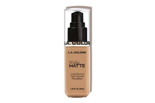 L.A. Colors Truly Matte Foundation – Soft Beige (CLM354)
