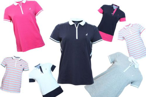 Náutica Women's Polo Shirt Lot