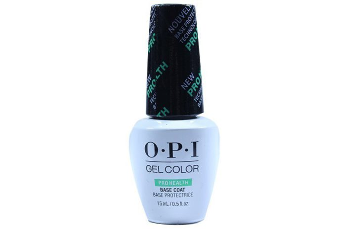 OPI Nail Lacquer Gel Color 7.5 ML0.25 Fl. Oz And Base, Top Coat