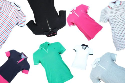 Women's Polo Shirt Lot