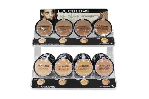 L.A. Colors Bronzer Display (CAD449.1)