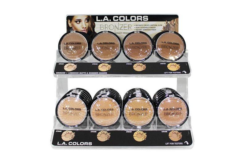 L.A. Colors Bronzer Display (CAD449.1)
