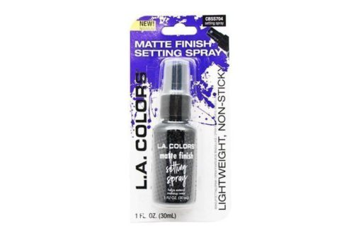 L.A. Colors Matte Finish Setting Spray (CBSS704)