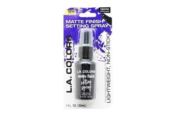 L.A. Colors Matte Finish Setting Spray (CBSS704)