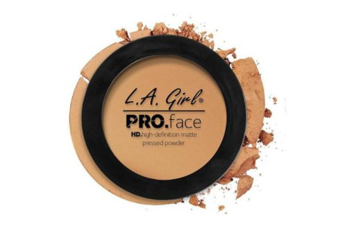 L.A. Girl HD Pro Face Pressed Powder - True Bronze (GPP611)