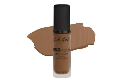 L.A. Girl HD Pro Matte Foundation - Caramel (GLM681)