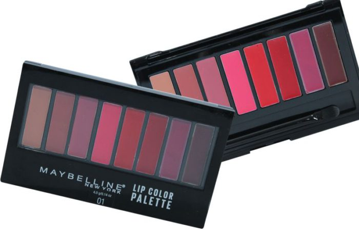 Maybelline Lip Studio Lip Color Palette (700013)