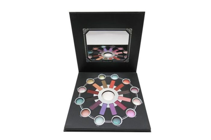 Okalan Zodiac 25 Color Eyeshadow & Highlighter Palette