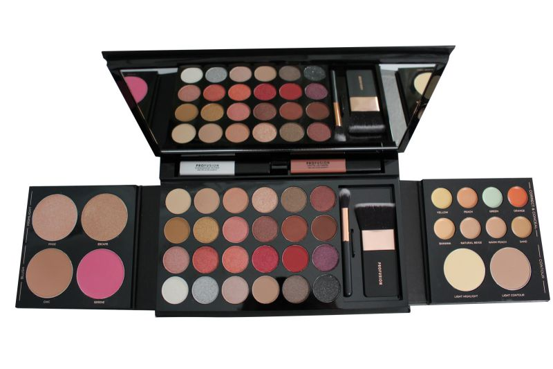 Profusion 42 Pieces Advanced Makeup Kit – Best Of Beauty (7455)