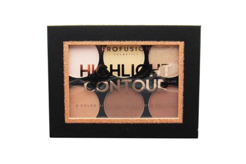 Profusion 6 Color Highlight & Contour Palette (5112)