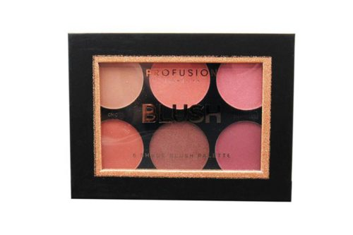 Profusion 6 Shade Blush Palette (5113)