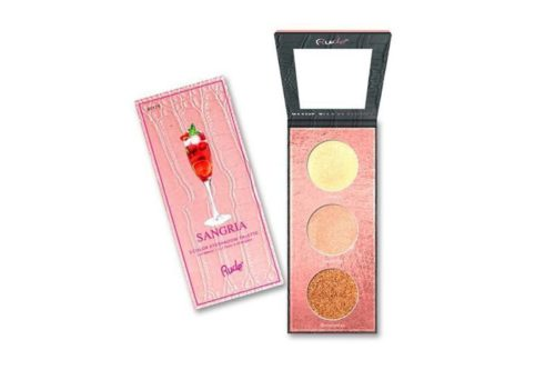 Rude Cosmetics Cocktail Party Luminous Highlight Palette Sangria (RC-88175)