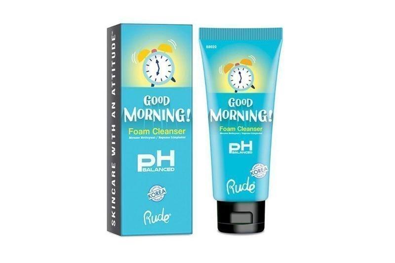 Rude Cosmetics Good Morning Foam Cleanser (RC-88020)