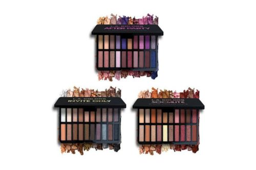 L.A Colors Party Palette Eyeshadow Display (CLAC447)