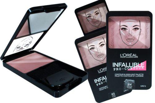 LOréal Infallible Pro Contour & Highlight Palette