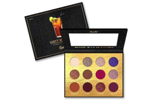 Rude Cosmetics Cocktail Party 12 Color Eyeshadow Palette - Dirty Mother (RC-88176)
