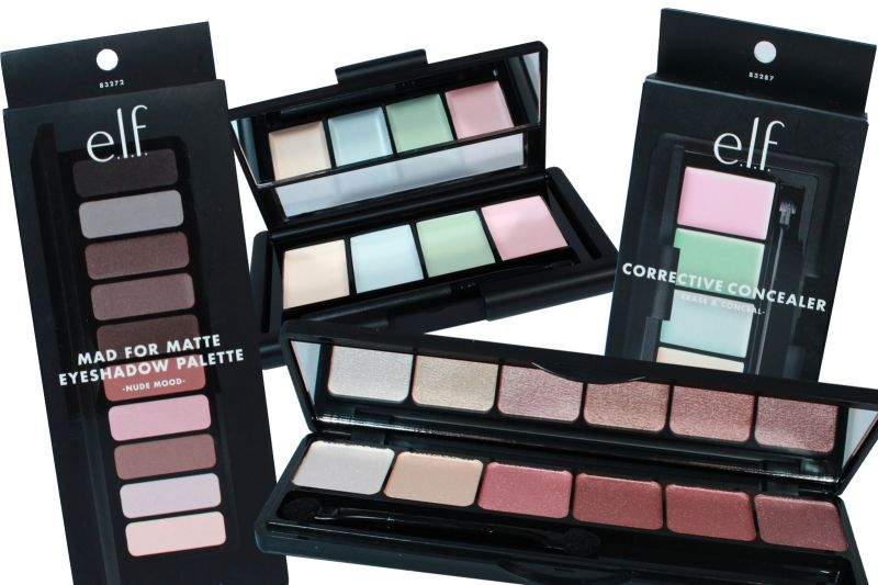 Wholesale e.l.f Cosmetics Lot- 120 Units