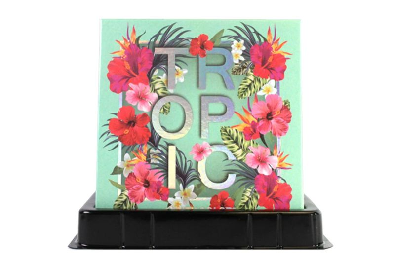 City Color Tropic Palette All-in-One Display (F-0106)3
