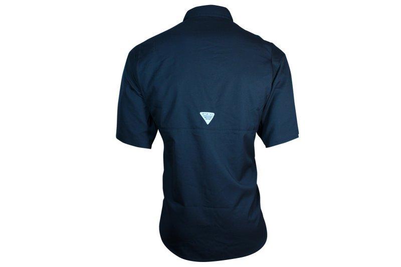 Columbia Crystal Spring Omni Shade Shirt For Men