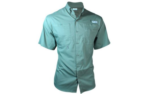 Columbia Crystal Spring Omni Shade Shirt For Men