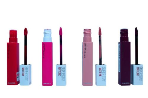Maybelline Super Stay Matte Ink Liquid Lipstick