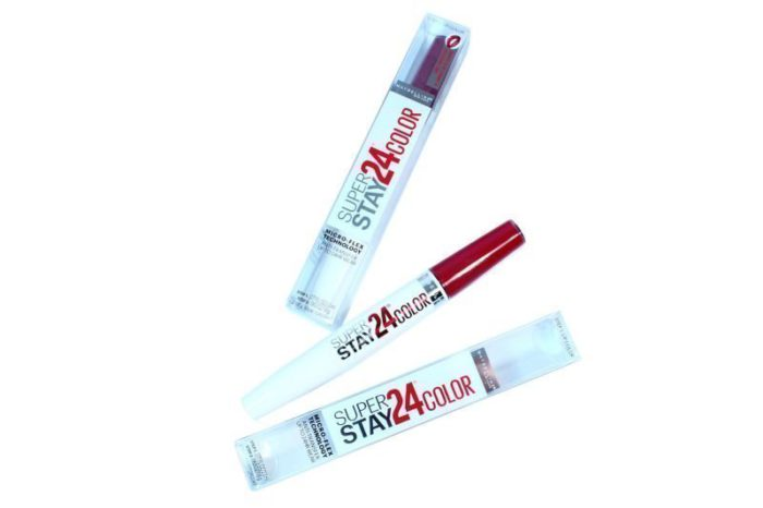 Maybelline SuperStay 24Color Liquid Lipstick