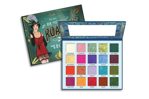 Rude Cosmetics Eyeshadow Palette The Roaring 20'S - Reckless (RC-88005)