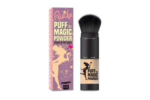 Rude Cosmetics Puff The Magic Powder - Banana Display (RC-87918)