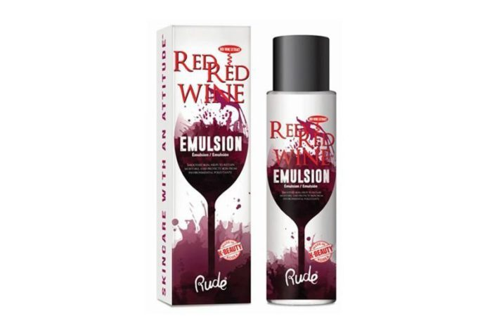 Rude Cosmetics Red Red Wine Emulsion (RC-88027)