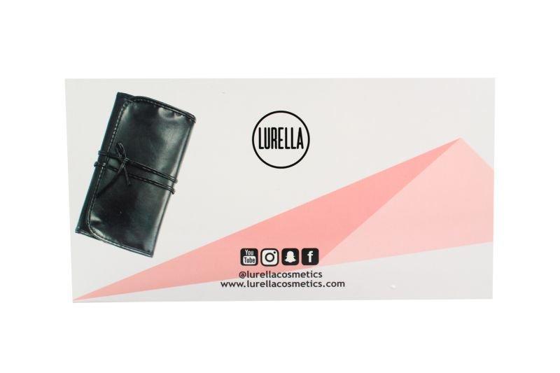 Lurella Cosmetics Brush 12 Piece Set Stay Glam