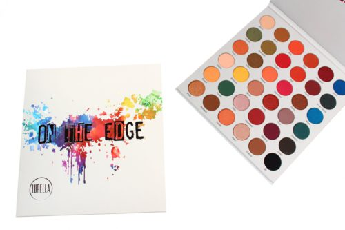 Lurella Cosmetics Eyeshadow Palette – On The Edge 36 Colors