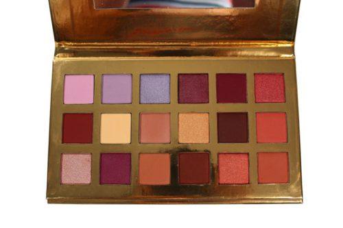 Lurella Cosmetics Eyeshadow Palette - 18 Color (18-LESP02)