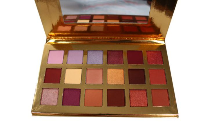 Lurella Cosmetics Eyeshadow Palette - 18 Color (18-LESP02)