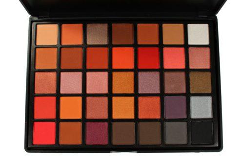 Lurella Cosmetics Eyeshadow Palette - 35 Color (35-LESP04)