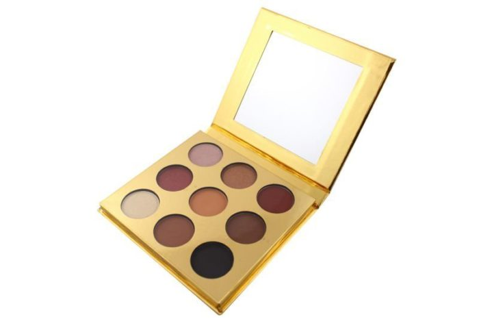 Lurella Cosmetics Eyeshadow Palette -9 Colors (LP9)
