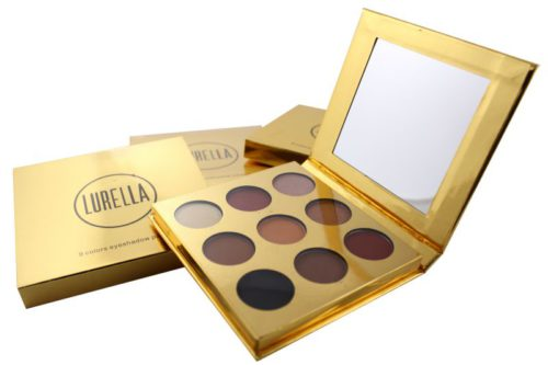 Lurella Cosmetics Eyeshadow Palette -9 Colors (LP9)