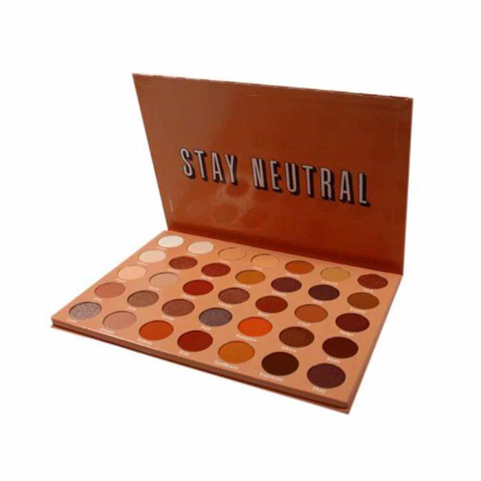 Lurella Cosmetics Eyeshadow Palette Stay Neutral (LSN1-11)