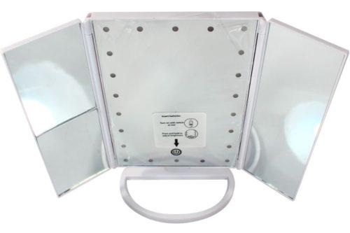 Lurella Cosmetics Folding Mirror - White As Snow (J08)