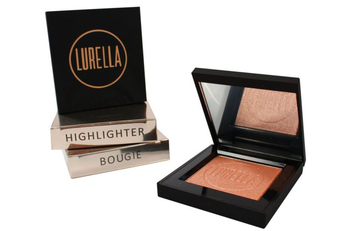 Lurella Cosmetics Highlighter Shade Bougie