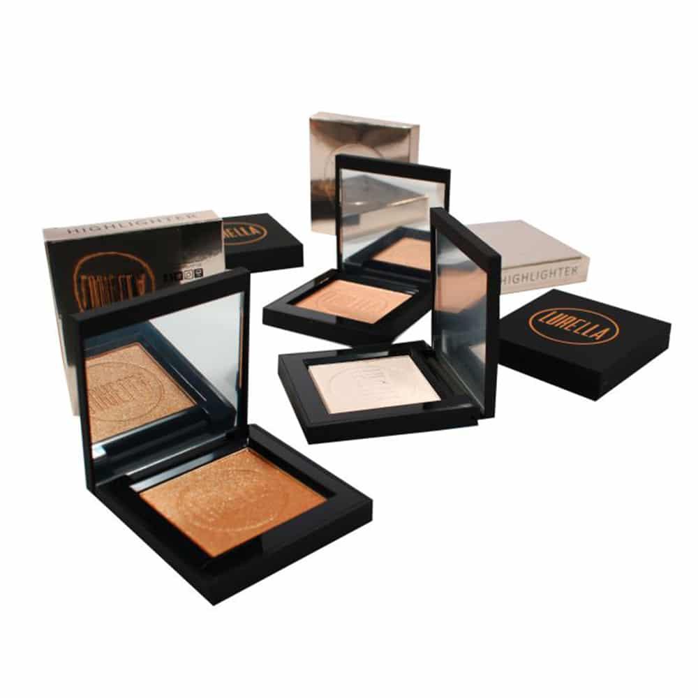 Lurella Cosmetics Highlighters Assorted 6 Shades