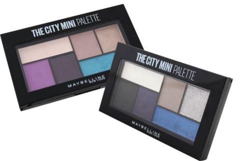 Maybelline The City Mini Eyeshadow (1)