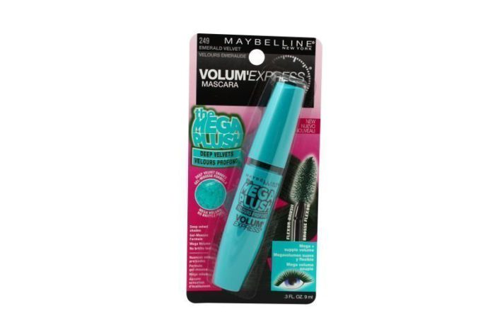 Maybelline Volum' Express The Mega Plush Mascara