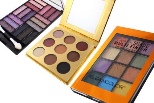 Mixed Box Of Eyeshadow - 60 Units