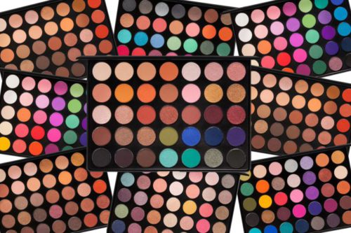 Kara Beauty Eyeshadow Mix of 12 Palette - 35 Colors (KB-MIX35)