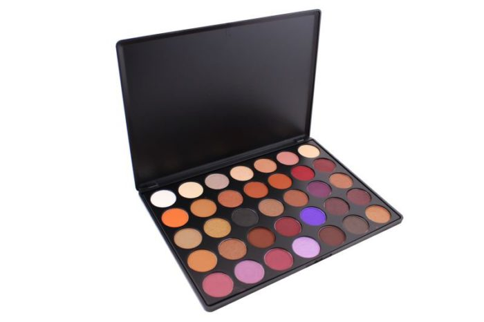 Kara Beauty Eyeshadow Palette - 35 Colors (ES08)