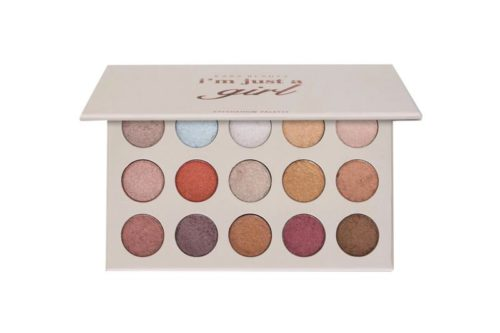 Eyeshadow Palette Cream I'am Just a Girl